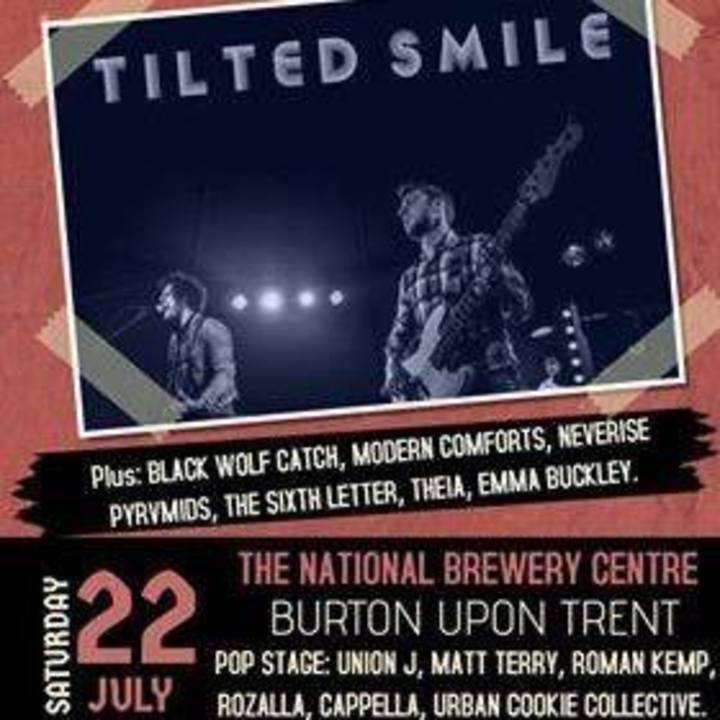 Tilted Smile Tour Dates