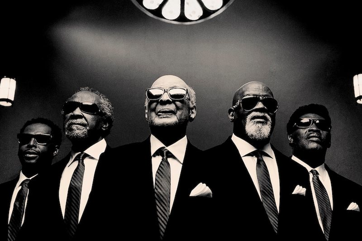 The Blind Boys of Alabama @ College of St. Benedict - St Joseph, MN