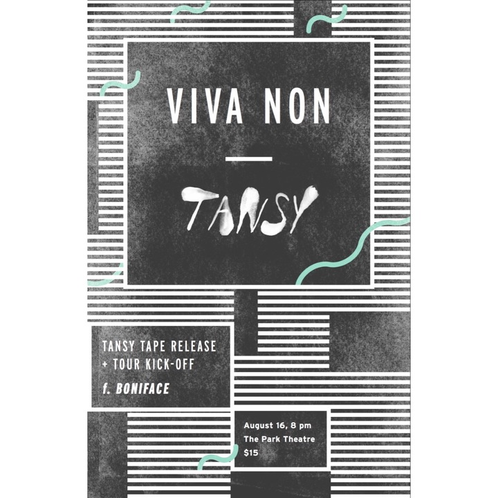Viva Non @ The Park Theatre - Winnipeg, MB