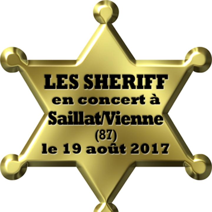 Les $hériff @ NONETTE FESTIVAL - Nonette, France