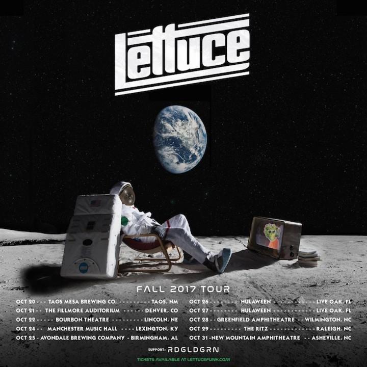 RDGLDGRN Tour Dates