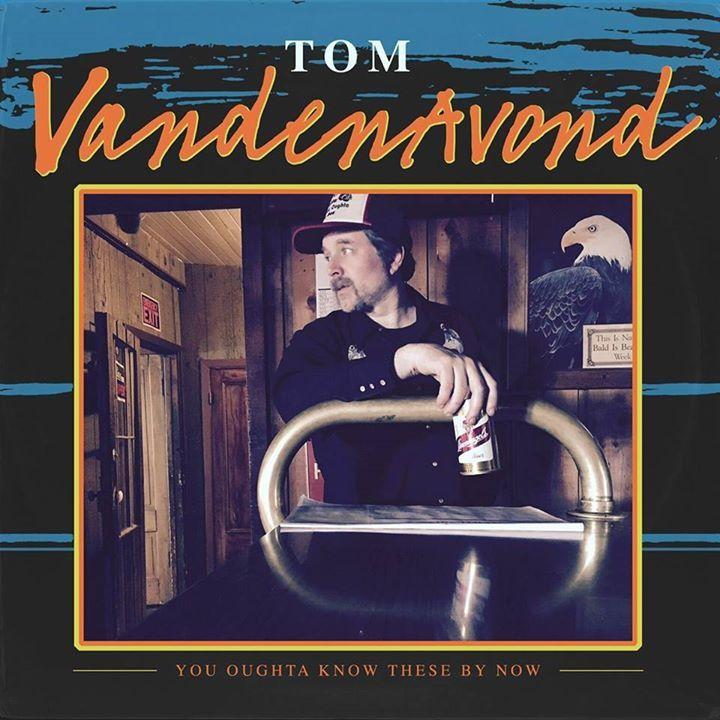 Tom Vandenavond Tour Dates
