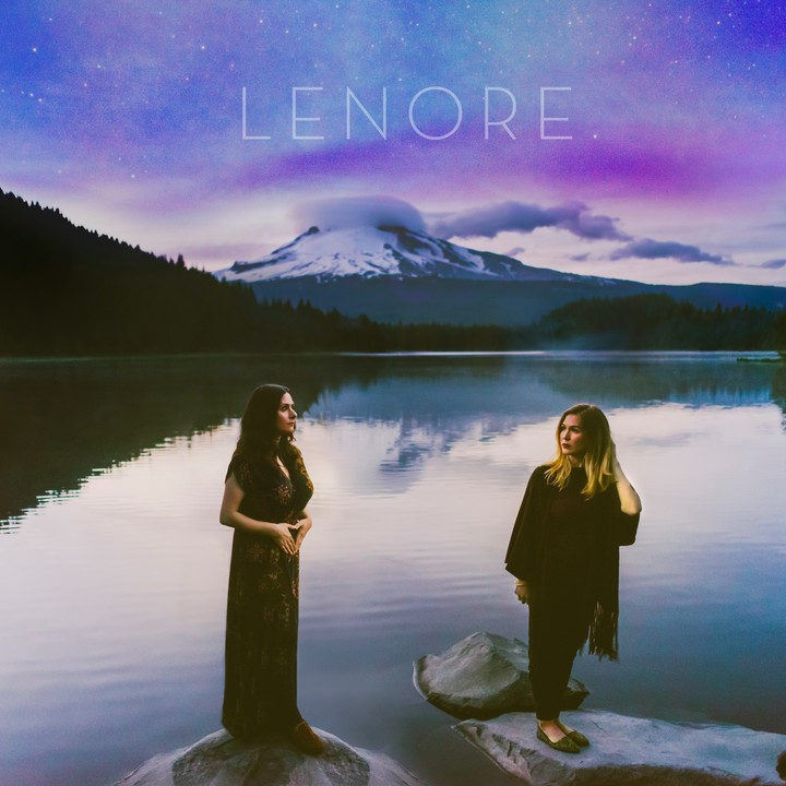Lenore. @ Album Release Show at The Old Church w/special guest Edna Vazquez - Portland, OR
