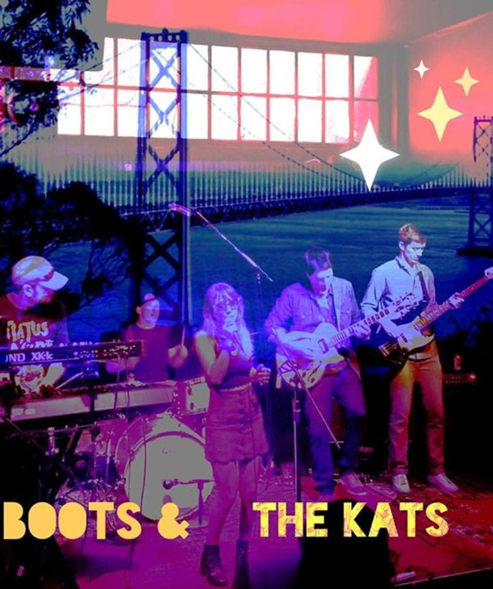 Boots and The Kats Tour Dates