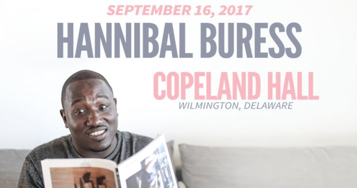 Hannibal Buress @ Copeland Hall - Wilmington, DE