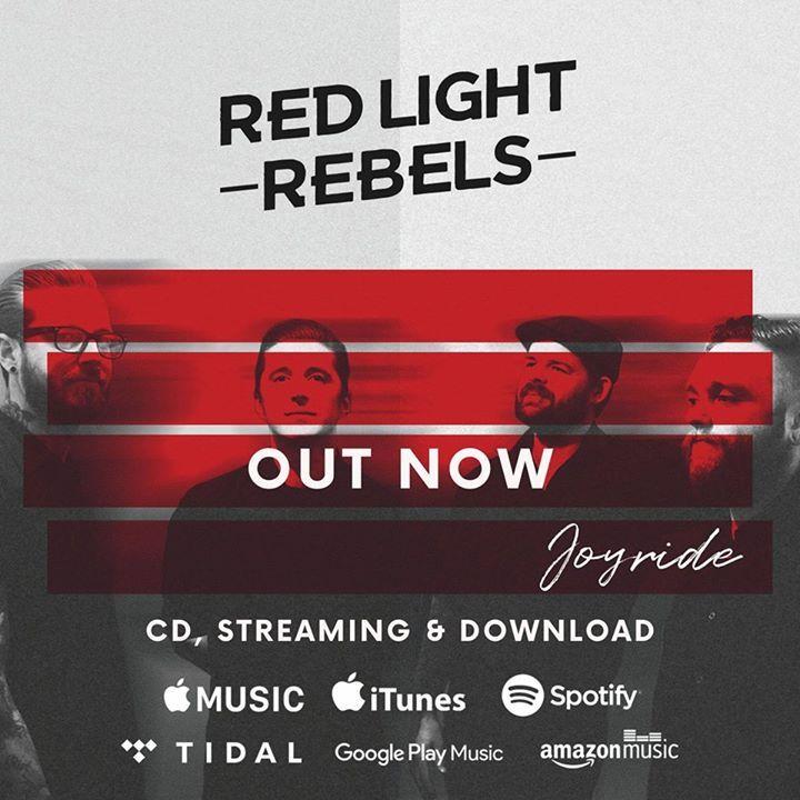 Red Light Rebels Tour Dates
