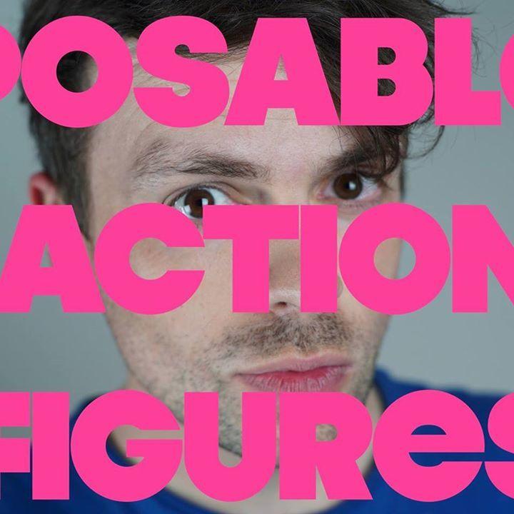 Posable Action Figures Tour Dates