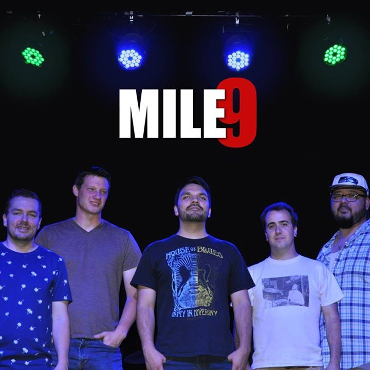 Mile 9 Tour Dates