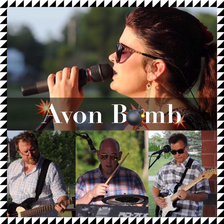 Avon Bomb Tour Dates