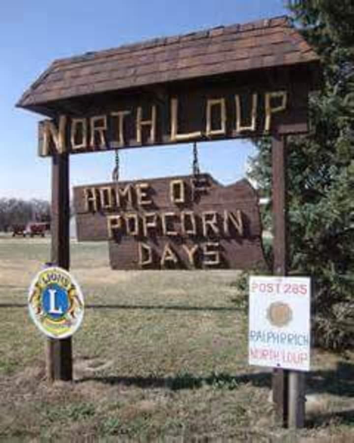 Jessy Karr Band @ North Loup Popcorn Days Street Dance - North Loup, NE