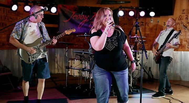Jessy Karr Band @ Nebraska State Fair - Good Life Lounge  - Grand Island, NE