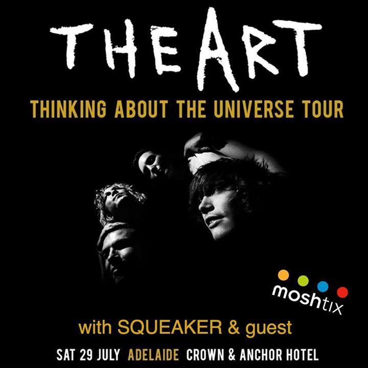 SQKR Tour Dates