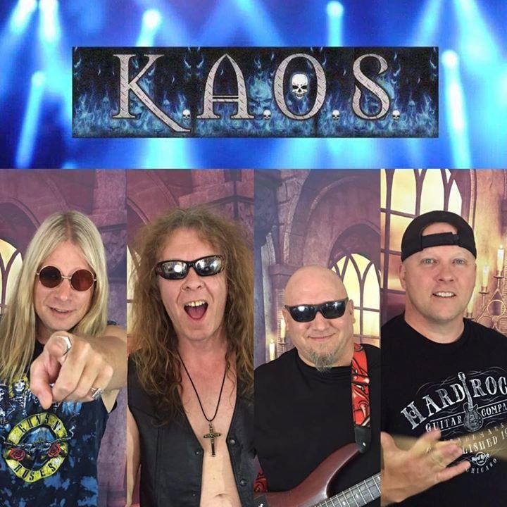 KAOS Madison Tour Dates