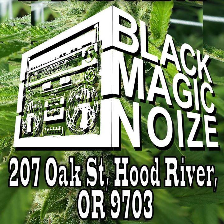 Black Magic Noize Tour Dates