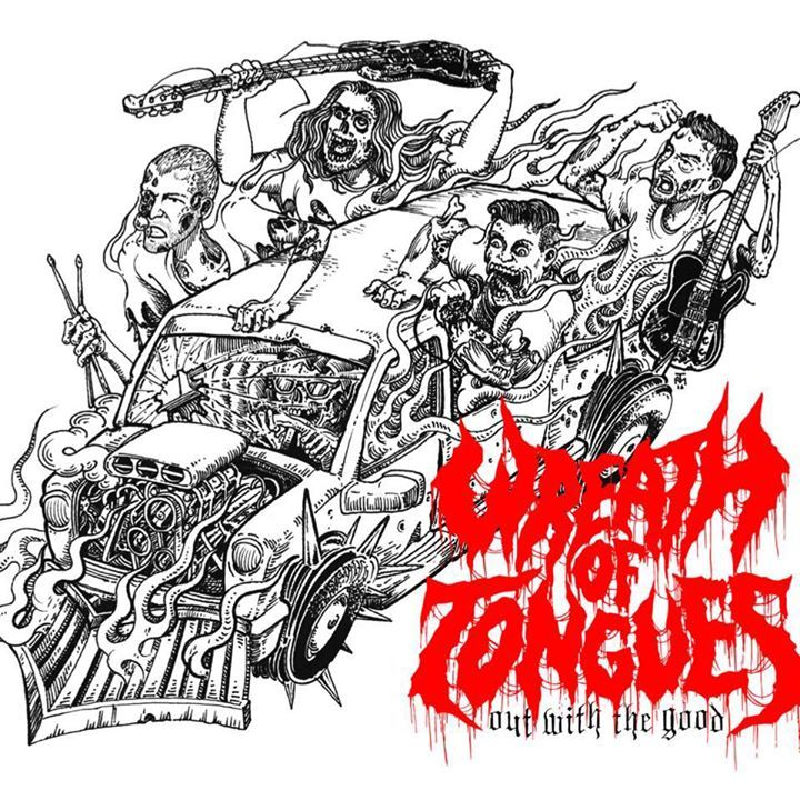 Wreath of Tongues Tour Dates