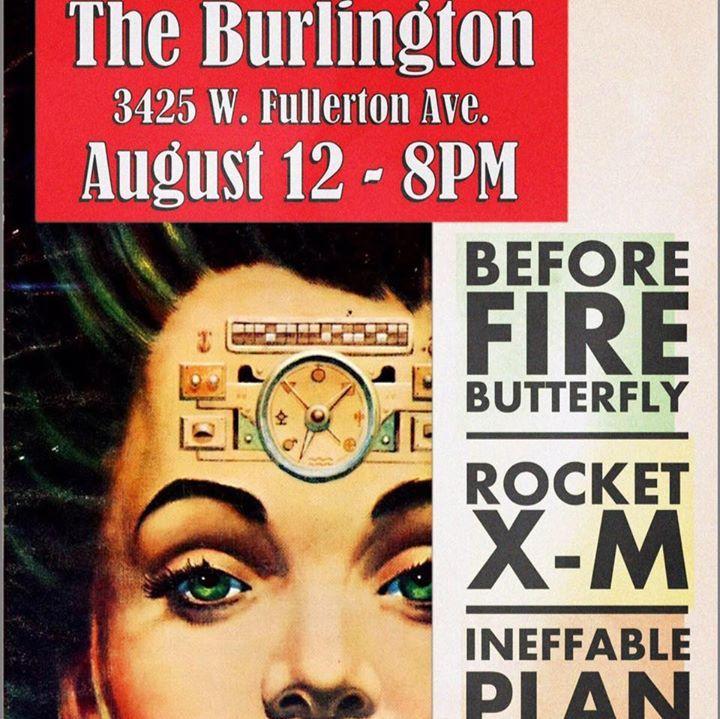 Rocket X-M Tour Dates