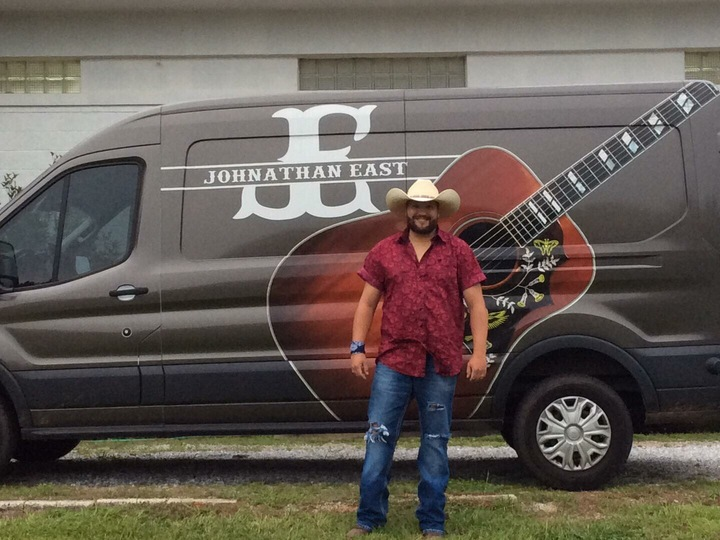 Johnathan East @ Jena Choctaw Pines Casino - Dry Prong, LA