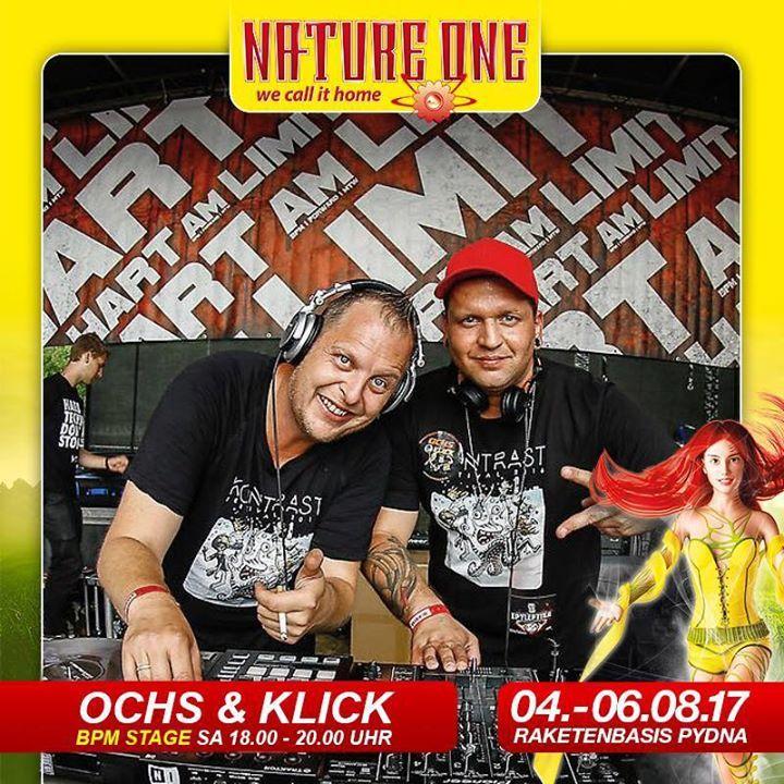 OCHS & KLICK Tour Dates