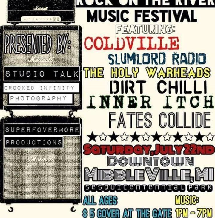 Coldville Tour Dates