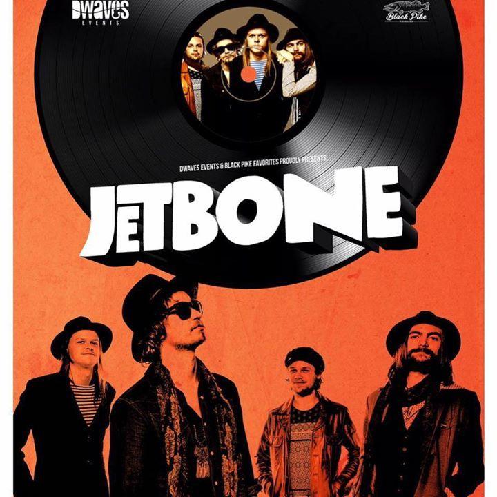 Jetbone @ Folk Å Rock - Malmö, Sweden