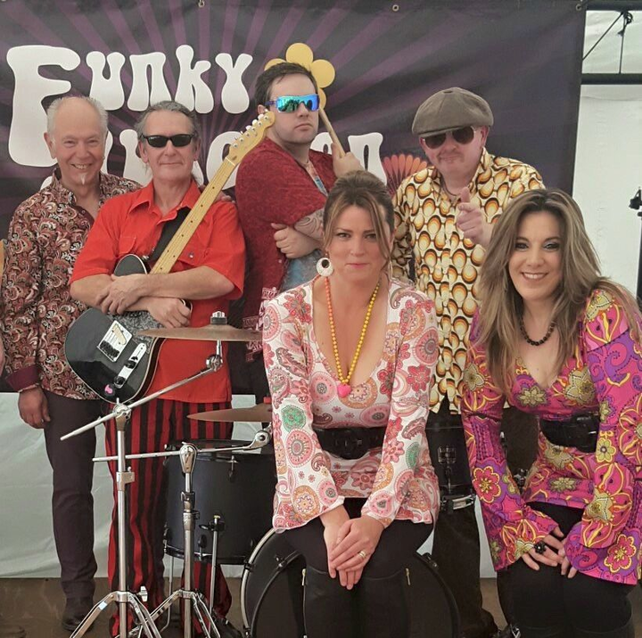 Funky Junction Band Tour Dates