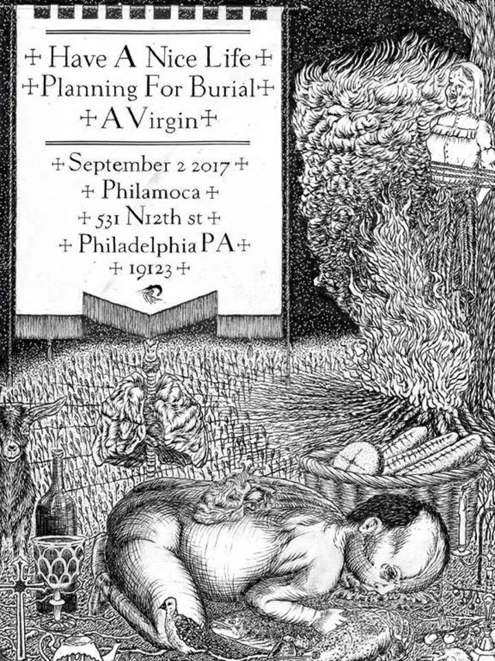 Planning for Burial @ PhilaMOCA - Philadelphia, PA