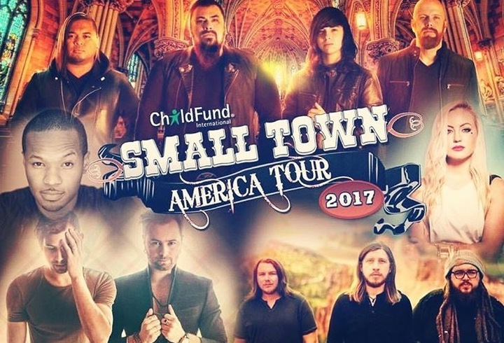 Shonlock @ SMALL TOWN AMERICA TOUR - Decatur, TX
