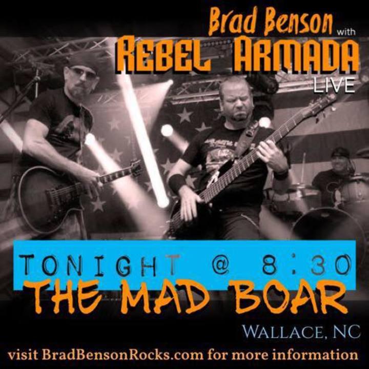 BRAD BENSON Tour Dates