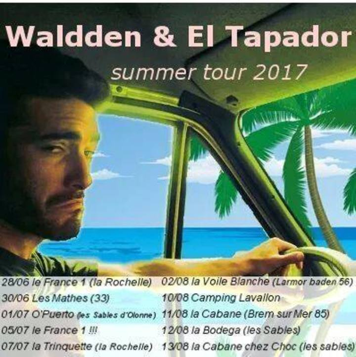 waldden Tour Dates
