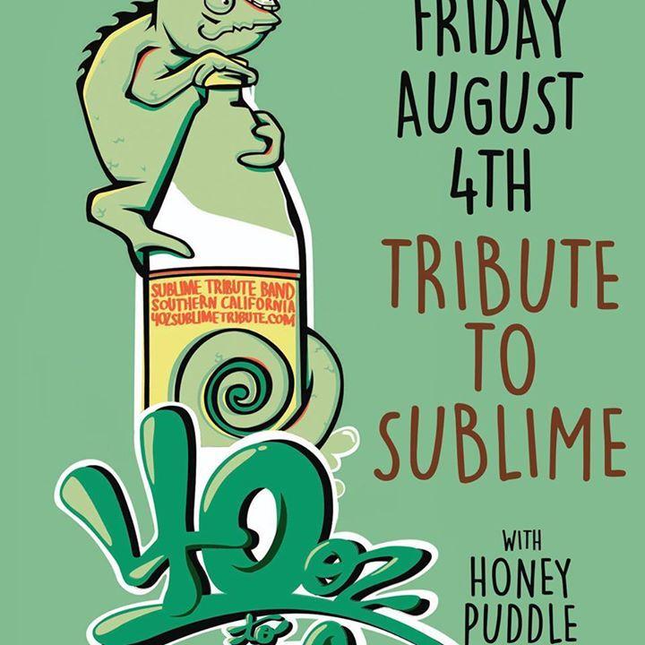 Honey Puddle @ Cervantes' Other Side - Denver, CO