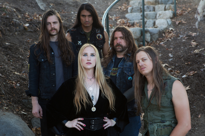 Huntress @ The Viper Room - West Hollywood, CA