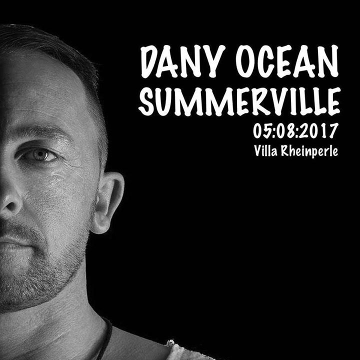 Dany Ocean Tour Dates