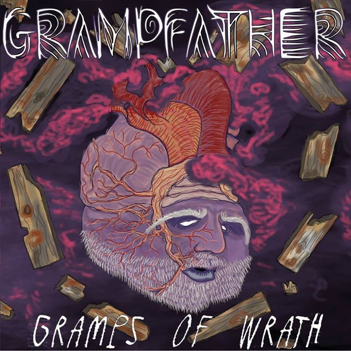 Grampfather @ Mom's  - New Paltz, NY