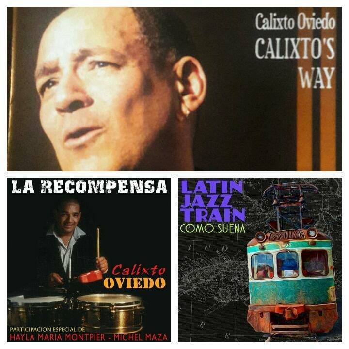 Calixto Oviedo on Drums Tour Dates