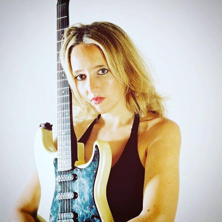 Vanesa Harbek Blues Band Tour Dates