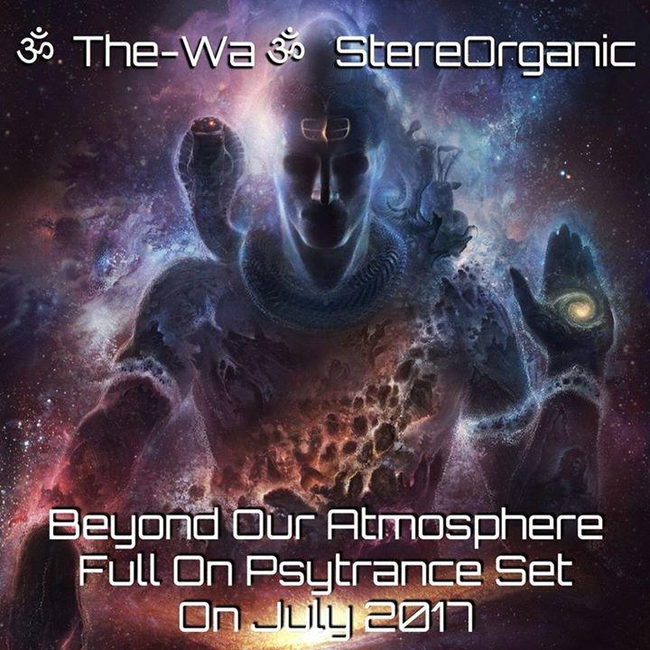 ૐThe-Waૐ StereOrganic Tour Dates