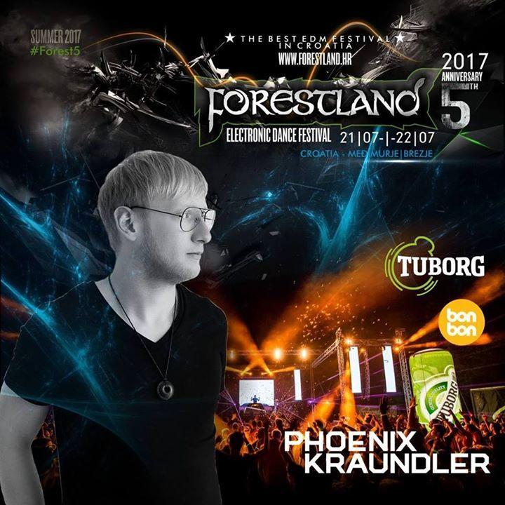 Phoenix Kraundler Tour Dates