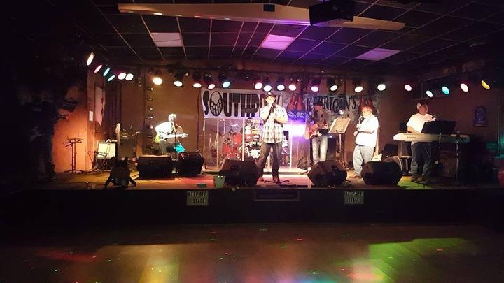 The Southpaw Band @ Franks Country Club - Uvalda, GA