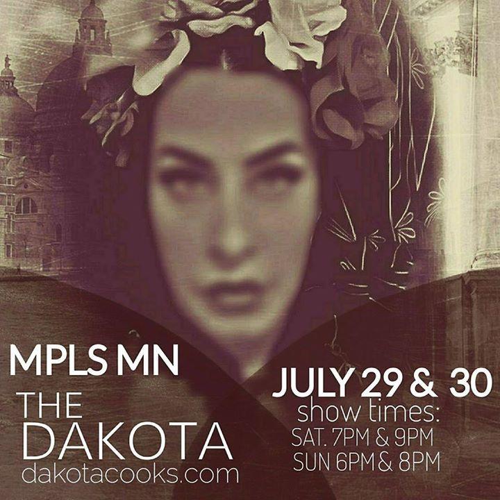 Davina and The Vagabonds @ Dakota Jazz Club & Restaurant - Minneapolis, MN