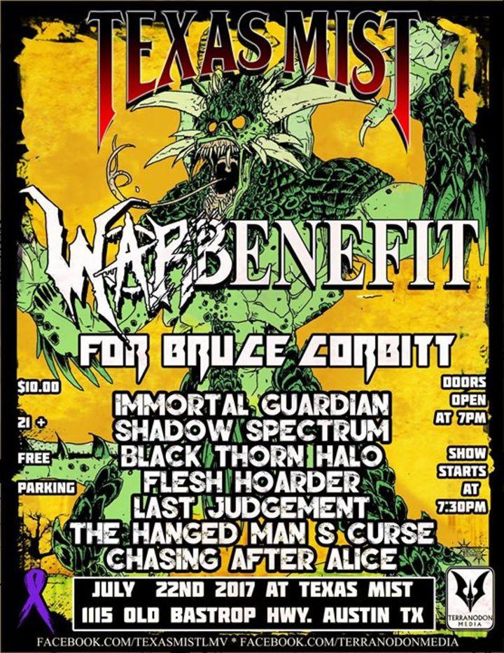 WARBEAST Tour Dates