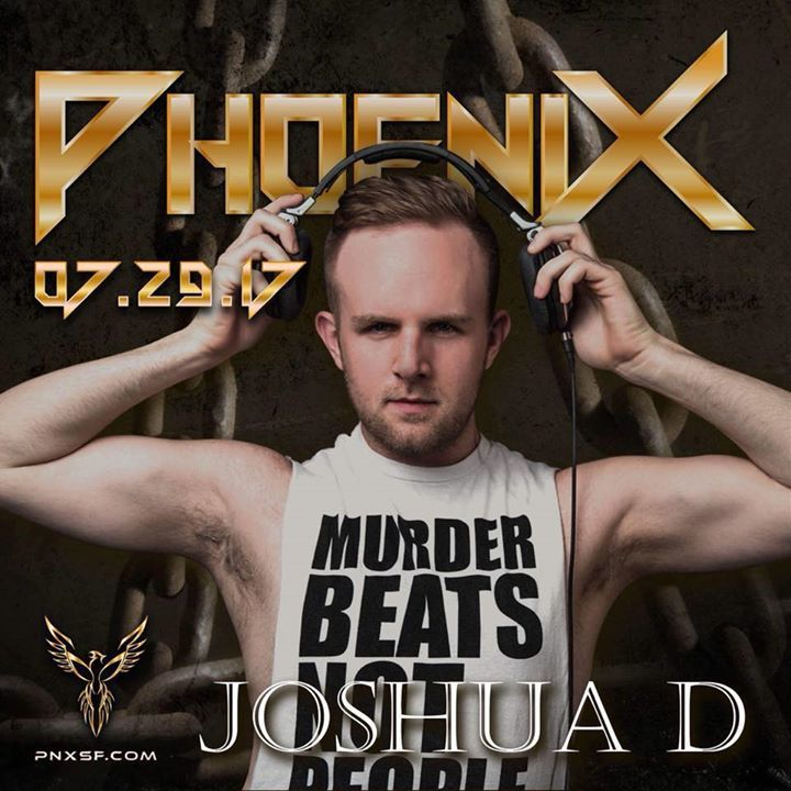 DJ Joshua D Tour Dates