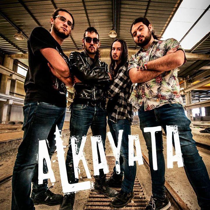 Alkayata @ Rock in Rana - Salinas, Spain