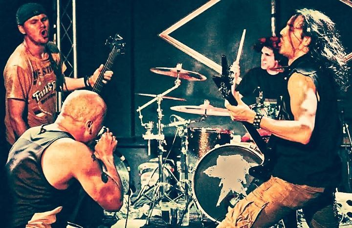 Pantera Tributeuk @ The Garage - Glasgow, United Kingdom