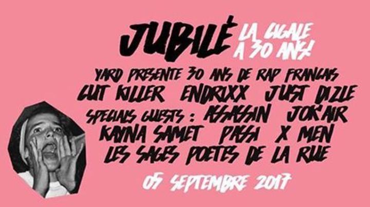 DJ Duke @ La Cigale - Paris, France