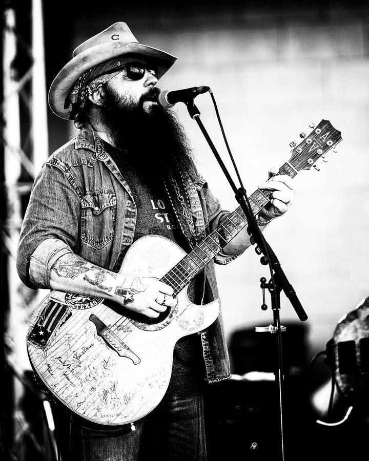 Dallas Moore @ Firehouse BBQ & Blues  - Richmond, IN