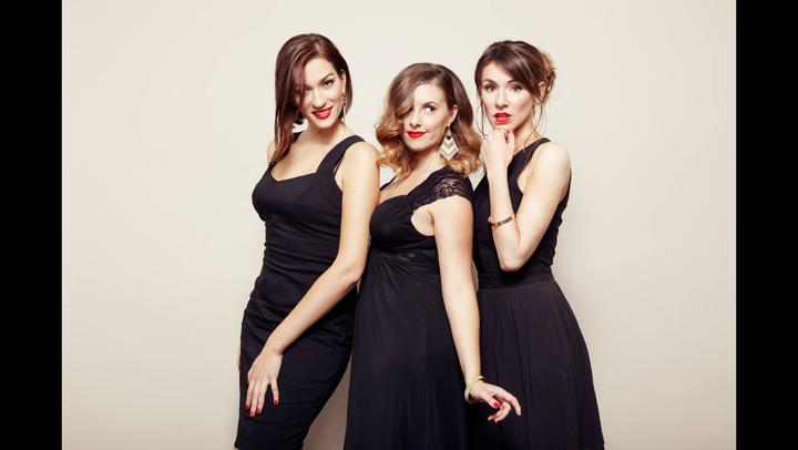 The Glossy Sisters @ ESPACE CULTUREL - Vendenheim, France