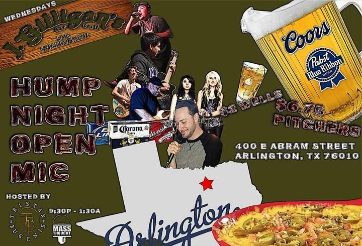 Tristan Bugenis Music @ J Gilligan's Bar and Grill - Arlington, TX