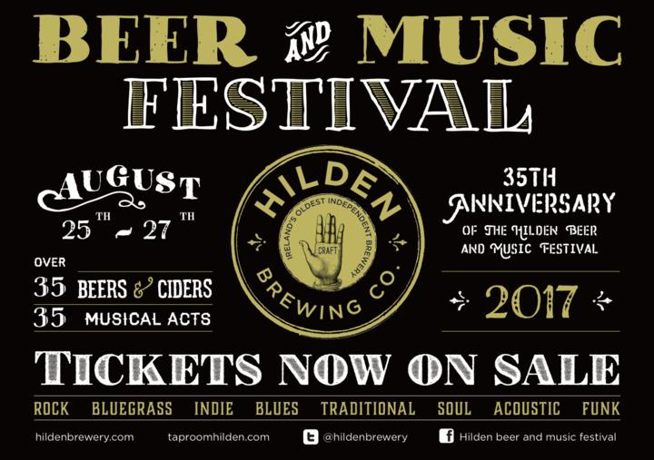 The Bonnevilles @ Hilden Music Festival - Lisburn, United Kingdom