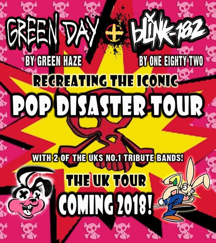 182 - UK Tribute Act To Blink 182 @ The Globe - Cardiff, United Kingdom