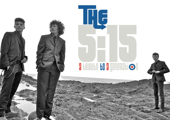 The 5:15 @ The George Inn - Braunton, United Kingdom